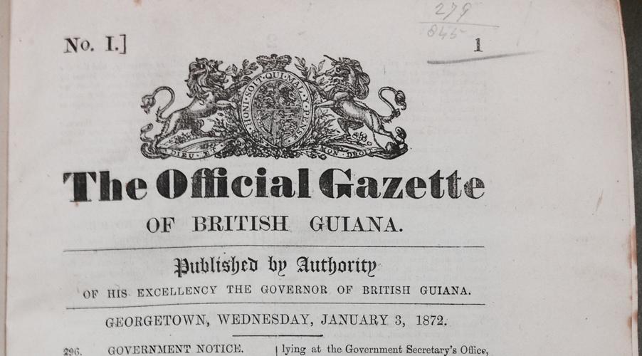Guiana-Gazette