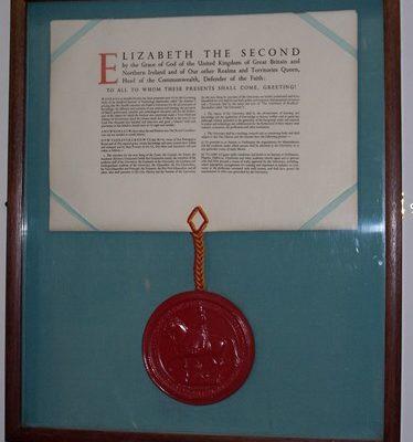 Bradford University Charter
