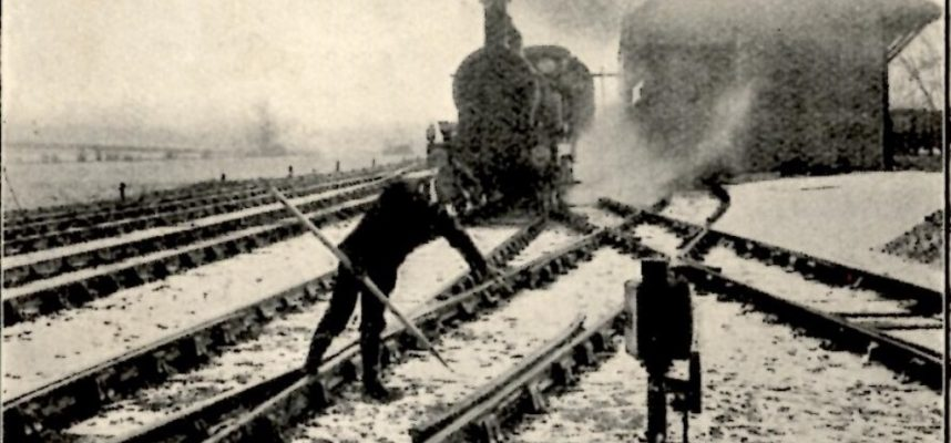 a railway accident