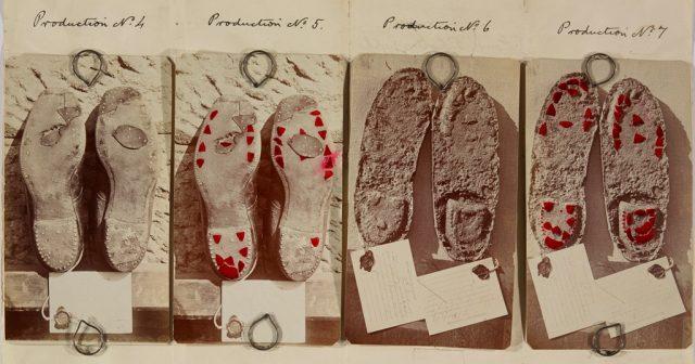Swanstons footprints