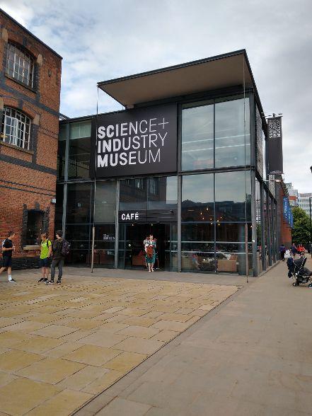 Photo museum entrance