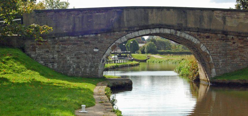 a bridge to travel across